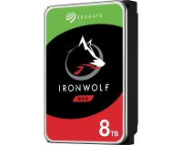 "SEAGATE 8TB 3.5"" SATA III 256MB 7.200rpm ST8000VN004 IronWolf NAS"