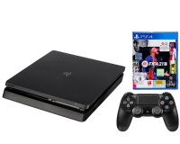SONY PlayStation 4 500GB+FIFA 21 + PS PI. 14 DANA