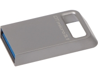 KINGSTON 64GB DataTraveler Micro USB 3.1 flash DTMC3/64GB srebrni