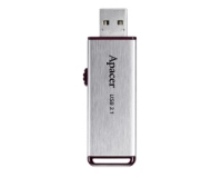 APACER 64GB AH35A USB 3.1 flash srebrni