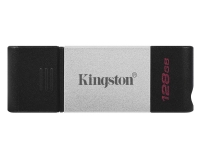 KINGSTON 128GB DataTraveler 80 USB-C 3.2 flash DT80/128GB