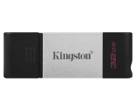 KINGSTON 32GB DataTraveler 80 USB-C 3.2 flash DT80/32GB