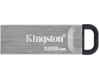 KINGSTON 128GB DataTraveler Kyson USB 3.2 flash DTKN/128GB sivi