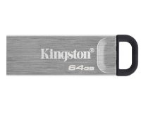 KINGSTON 64GB DataTraveler Kyson USB 3.2 flash DTKN/64GB sivi